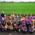 Après de nombreuses années d absence, Marmouillé accueillait une épreuves d'écoles de cyclisme. Une réussite!!!!!!! Huitclub présent et cinquantes jeunes au départ.