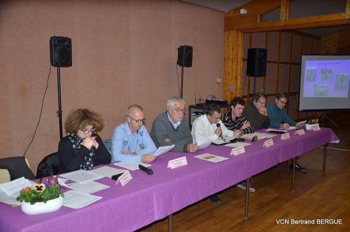 Le vélo club Nonantais a tenu son assemblée générale devant une cinquantaine de personnes. Le président a présenté son rapport moral         ...