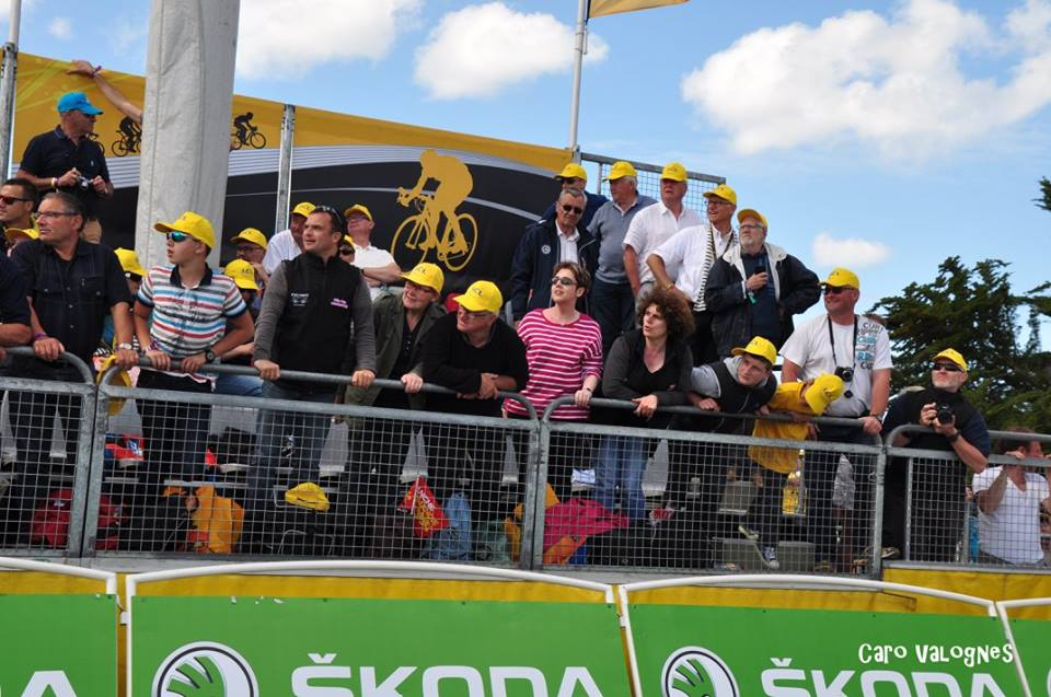 Le vélo club avait organisé un déplacement pour aller sur la 1 ere étape du Tour De France entre Mont St Michel et Utah Beach le samedi 2 Juillet. Notre...