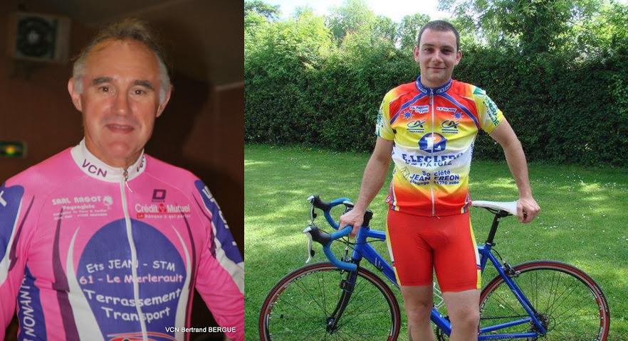 Le vélo club officialise les arrivées des coureurs de FC Aulneau Denis Ganne (Catégorie 3) et du coureur de Rai Aube Florian Aubert (Dept 2). Le vélo club leur souhaite...